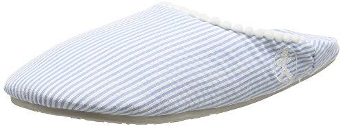 Bedroom AthleticsBlair - Pantofole donna Blu (Blue (Blue Stripe))