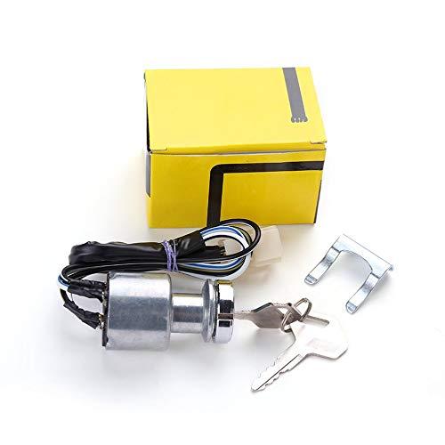 mimagogo Filaire 12V / 24V véhicules automobiles moteur Bouton de démarrage Kit contacteur d'allumage universel