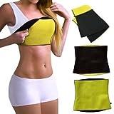 #10: FAMEWORLD Best Quality Unisex Body Shaper for Women | Men Weight Loss Tummy - Body Shaper Belt Slimming Belt Waist Fitness Belt 3 mm XL Size 36,38,40,42, of Stomach Size consider