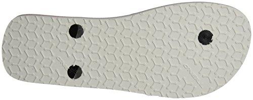 O'Neill Damen Fw Basic Flip Flop Zehentrenner Weiß (Super White)