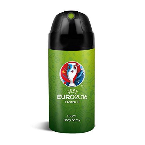 UEFA Euro 2016 Déodorant Spray Vert 150 ml