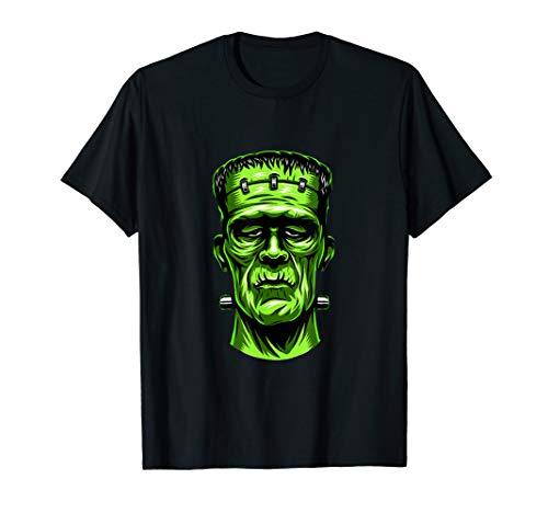 Shirt wütend Frankenstein Halloween T-Shirt ()