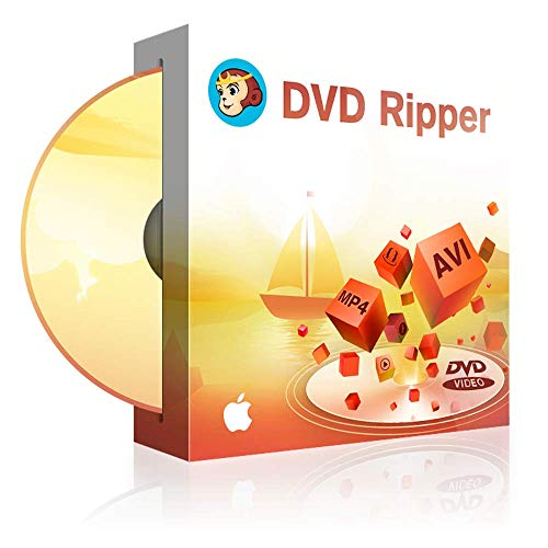 DVD Ripper MAC Vollversion (Product Keycard ohne Datenträger) (Dvd-ripper-software)