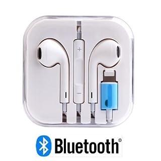 Aulola® Bluetooth 8Pin Lightning Kopfhörer Kopfhörer für iPhone X, iPhone 7, 7Plus, 8, 8Plus mit Mikrofon (unterstützt IOS 11)