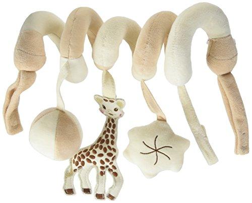 Vulli 220107.0 Kinderwagenkette So' Pure Sophie die Giraffe, beige