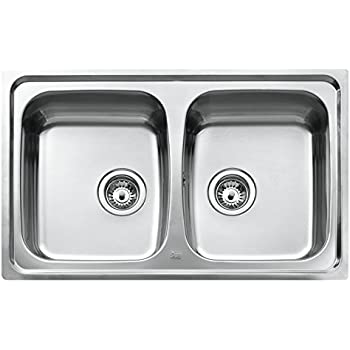 Teka lavandino in acciaio inox lavello cucina lavello lavello da ...