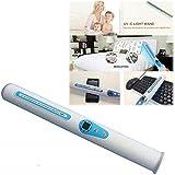 OPARYY Portatile UVC sterilizzazione Bastone Asta disinfezione Cura Personale Viaggio sterilizzatore UV sterilizzatore della Luce UV Lampada a catodo Freddo