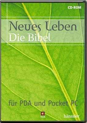 Bibelausgaben, Hänssler : Neues Leben, Die Bibel für PDA und PocketPC, 1 CD-ROM Für Palm OS 3.5 und höher, Pocket PC, Pocket PC2002, Windows Mobile 2003, Windows Mobile 2003 SE, Windows Mobile 5.0 für PDA -