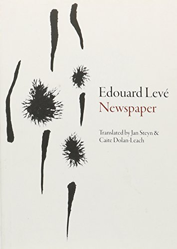 Newspaper (French Literature) by Edouard Lev? (2015-09-25)