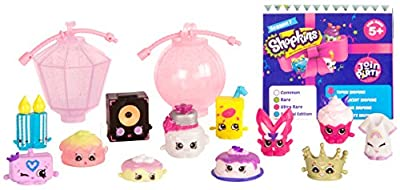 Shopkins Series 7 Playset (Pack of 12)