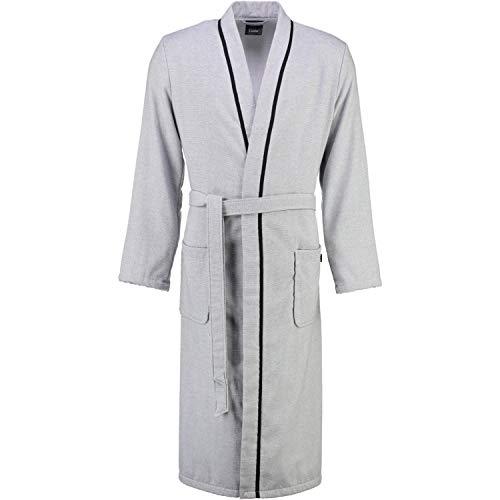 Cawö Herren Bademantel Denim Kimono 5707 M -
