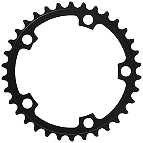 SRAM Chainring Road 34T 5 Bolt 110 mm BCD Red