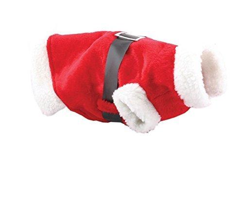 unde, Weihnachtsmantel für Festliche Kleidung für Hunde/Welpen/Dress Party Kostüm Geschenk (One-stop-kostüm-shop)