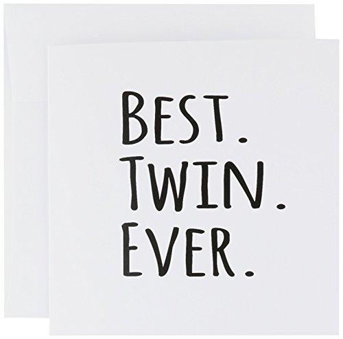 Best Twin Ever-Für Twin Brüder oder Schwestern-siblings-