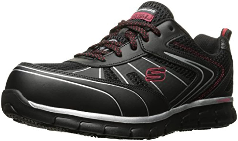 Skechers Men's Synergy Fosston Work Shoe