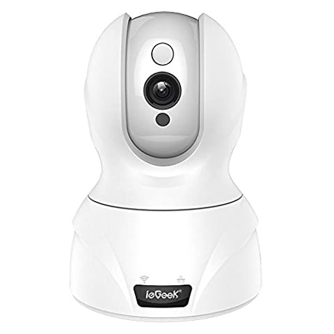 ieGeek Wifi Wireless 720P HD IP Camera CCTV Home Security