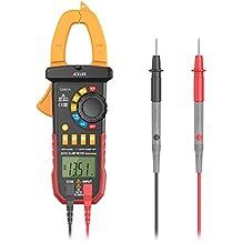 Tacklife CM01A Multimetro Pinza Digitale Misuratore Autoregolabile Senza Contatto di