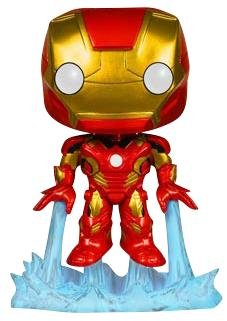 Funko Pop Iron Man Mark 43 (Los Vengadores – La Era de Ultron 66) Funko Pop Los Vengadores
