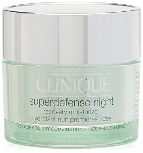 Clinique Superdefense Night Crema notte per Pelle normalei o Secche - 50 ml