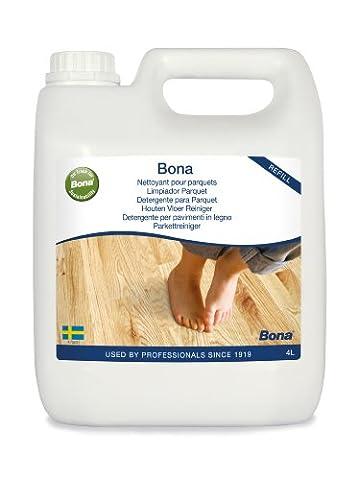 Bona WM740119012 Recharge de liquide nettoyant pour parquet 4