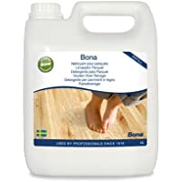 Bona WM740119012 - Detergente per parquet, confezione da 4 l