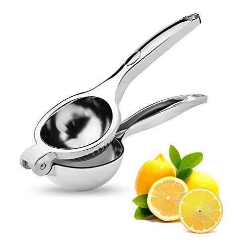 DY_Jin Exprimidor Manual de limón - Trabajo Pesado - Exprimidor de Jugo Exprimidor de Lima Mano Exprimidor...