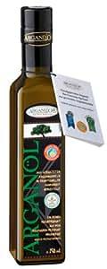Argand'Or - Huile d'argan Organic - Pressé à la main - 250ml