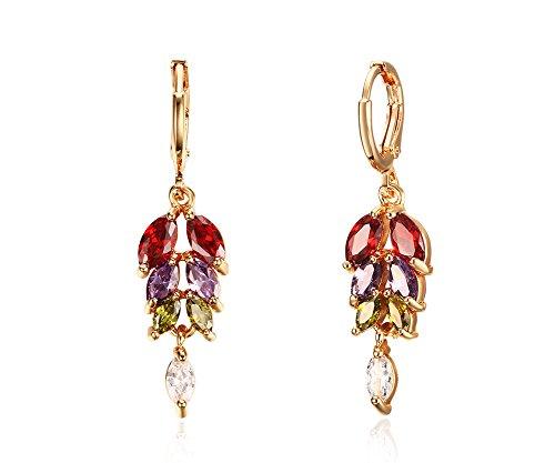 vnox-mujer-18k-oro-plateado-tri-color-cubicos-zirconia-cristal-gota-cuelga-los-pendientes