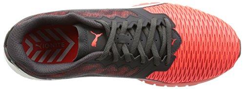 Puma Ignite Dual, Running Mixte Adulte Rouge (Red/Asphalt 01)