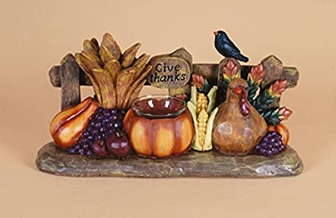Pack of 2 Thanksgiving Autumn Harvest