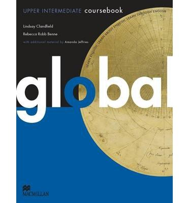 Portada del libro [(Global Business Class Student's Book Pack Upper Intermediate Level)] [ By (author) Lindsay Clandfield, By (author) Rebecca Robb Benne, By (author) Amanda Jeffries ] [March, 2013]