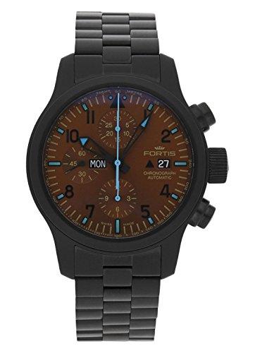 Fortis Orologio da polso uomo B di 42Blue Horizon Cronografo Data Giorno della settimana Limited Edition analogico automatico 656.18.95m
