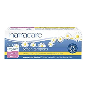 Natracare | Tampons Super Plus - OG | 3 x 20
