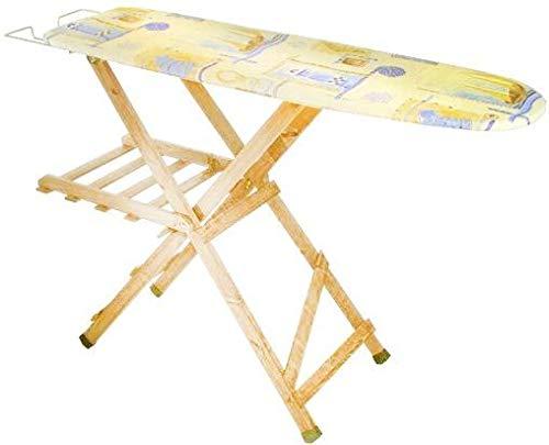 Asse Tavola Tavolo da stiro legno di faggio levigato Naturale
