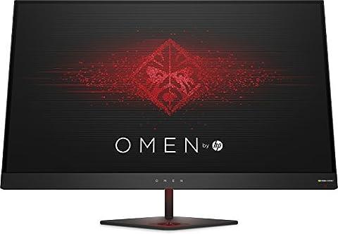 HP Omen Z4D33AA 68,58 cm (27 Zoll) Monitor (1,8 ms