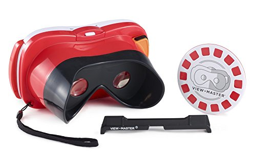Mattel DLL68 - View-Master Starterpack, Virtual Reality Brille