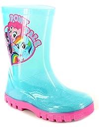 MyLittle Pony - Botas de agua de trabajo chica