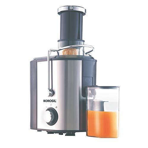 3. Borosil Primus 500-Watt BJU50SSB11 Juicer