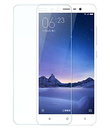 AA Tempered Glass Screen Protector for Xiomi Redmi Note 3 (Transparent)