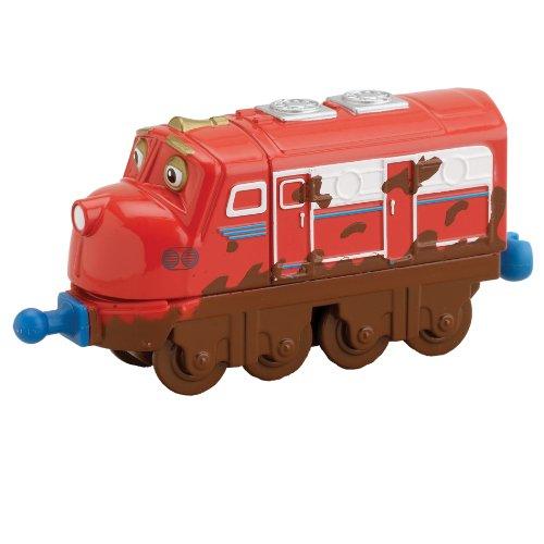 Chuggington Die Cast LC54021 - Wilson mit Matsch - Detailgetreue Die-Cast Lokomotive