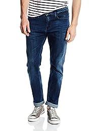 Calvin Klein Slim Straight Bpest, Jeans Homme