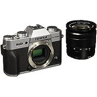 "Fujifilm X-T20- Cámara EVIL de 24 MP (pantalla de 3"", visor electrónico, resolución máxima 4K ) plata - kit cuerpo con objetivo XC 16-50 mm F3.5-5.6 OIS II"