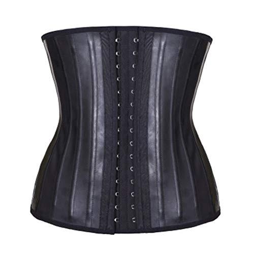QWER Mini Taille Cincher Bustiers Top Workout Form Body Shaper Plus Größe Unterbrust Sexy Frauen Korsett 25 (Plus Größe Body Shaper Kostüm)