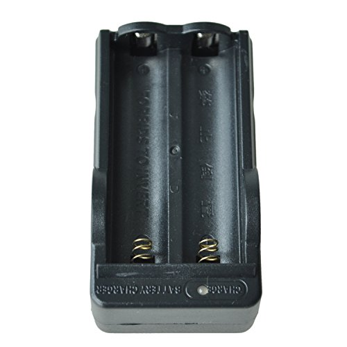 TOOGOO(R) rechargeable Chargeur de batterie Li-Ion