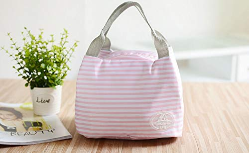 Bag Little - Home Storage Bag Womens Thermal Insulated Little Lunch Kids School Snack Picnic Box Heat - Little Kids Women Girl Bags Baskets Lunch Watercolor Travel Woven Storage Waterproof