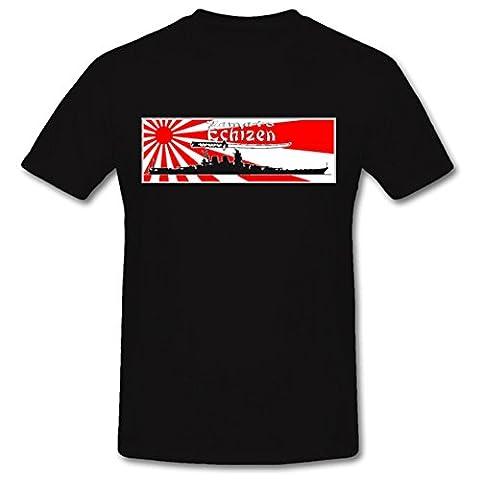 Echizen Yamato Klasse 1945 Japan Japanische Marine Schlachtschiff Flugzeugträger - T Shirt Herren #589