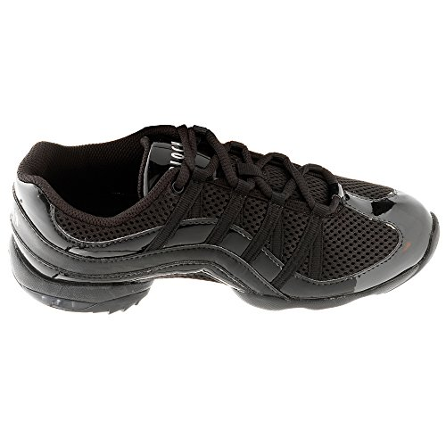 Bloch 523 BLACK Wave Sneaker 6 UK 9 US