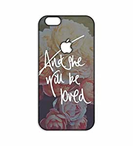 Happoz you will be loved quote Apple Iphone 7 Plus Logo Cut back panels Phone cases Printed Mobile Covers Minions Cartoons Disney designs Z674