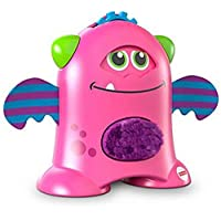 Fisher-Price FHF80 Tote-Along Monsters, Dottie Pals Toy, Mix