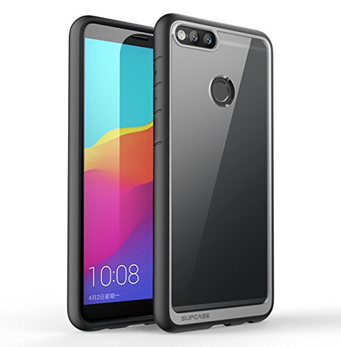 SUPCASE Unicorn Beetle Style Series Premium Hybrid Protective Cover Case for Honor 7X / Huawei Mate SE (Black)